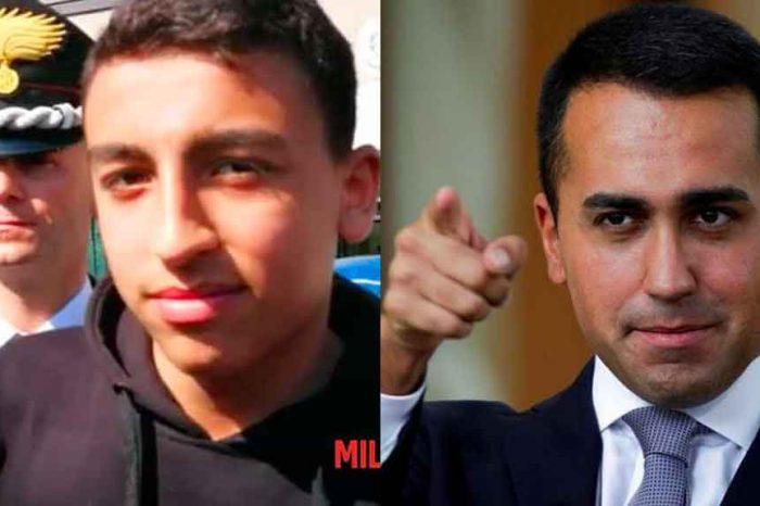Di Maio: «Diamo la cittadinanza per meriti speciali al piccolo Ramy»