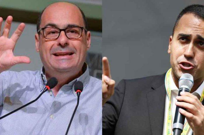 Il messaggio di Di Maio a Zingaretti: 'Ora introduciamo salario minimo'
