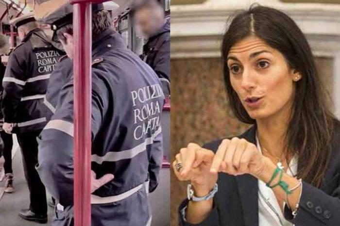 Roma, Virginia Raggi: 'Più controlli e più multe per chi non paga il biglietto'