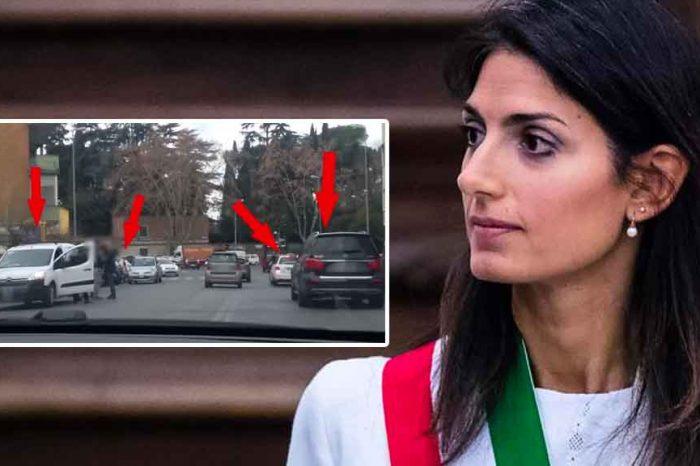 Roma, Raggi: 'La Procura, che ringrazio, ha avviato le indagini su diversi automobilisti pizzicati in sosta selvaggia'