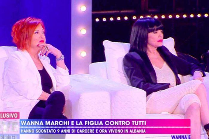 La frase choc di Wanna Marchi: «Siamo state punite per aver venduto sale a dei deficienti che ci hanno creduto»