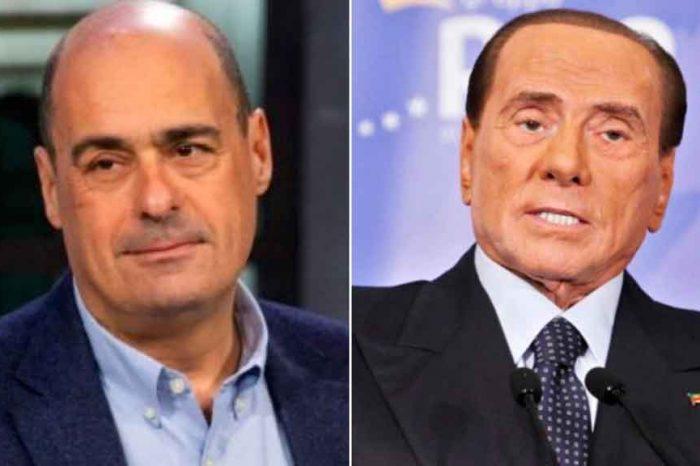 Con Zingaretti il PD diventa la FI 'rossa'. La politica economica e sociale è la stessa di Berlusconi. Cambia il burattino ma non la sostanza