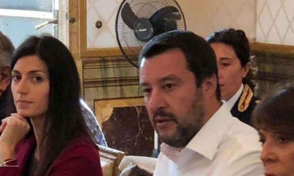 Roma: M5s a Salvini,