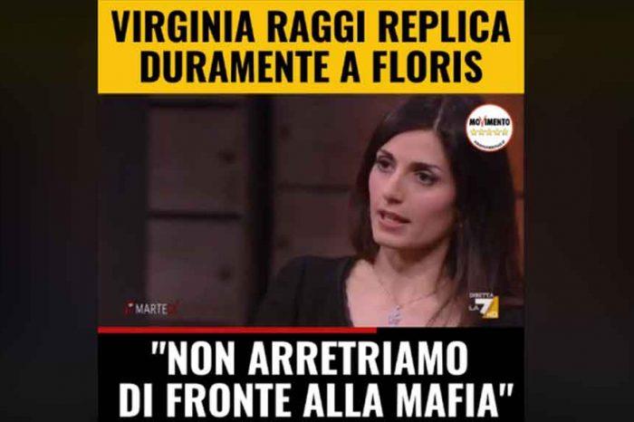 Floris a Di Martedì: 'Io non voglio parlare delle questioni di Roma'. La replica del M5S: 'Noi ne vogliamo parlare'