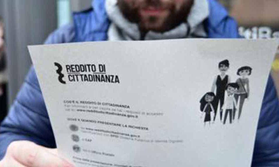 Reddito di cittadinanza In Sicilia 129mila domande