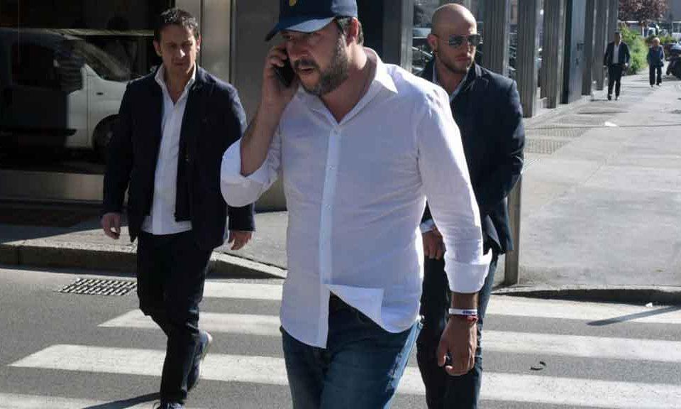 Carmine Gazzanni (La Notizia Giornale): 'Grande flop di Salvini anche sui rimpatri. Ha fatto meglio Minniti'