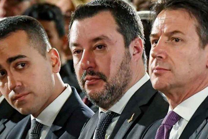 Sondaggi Noto: italiani stufi dei litigi al governo