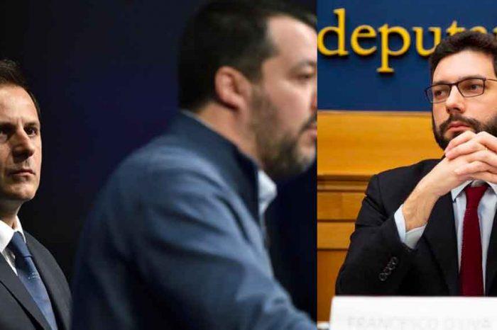 D'Uva (M5S): «Non penso che Salvini voglia ritornare con Berlusconi. Il governo va avanti»