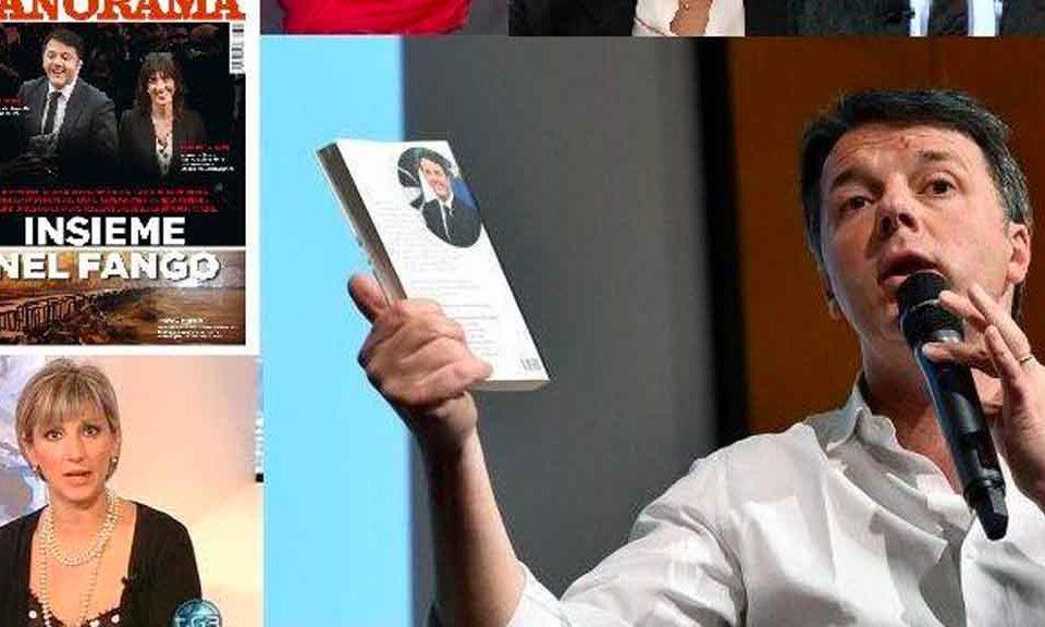 Renzi annuncia una serie di querele: da Pelù a Travaglio e Trenta