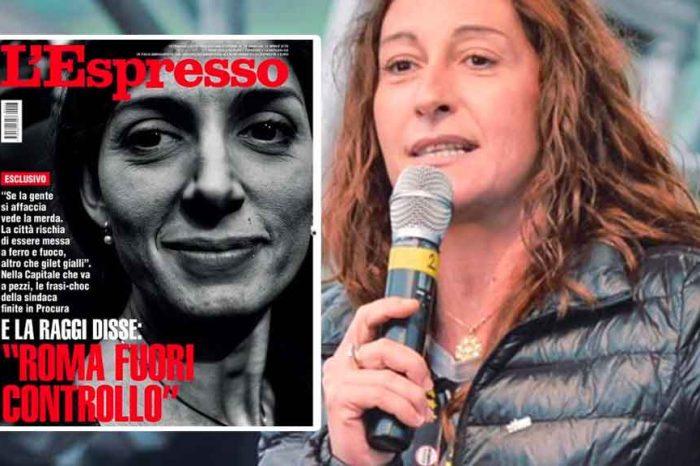 Paola Taverna contro L'Espresso: «Hanno buttato Virginia Raggi nel tritacarne per umiliarla e denigrarla»