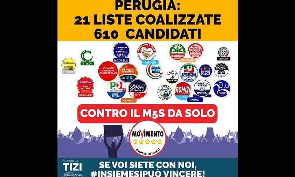 Elezioni-amministrative-Perugia-liste