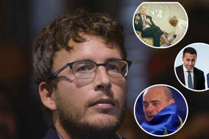 Elezioni europee, Diego Fusaro passa in rassegna le forze politiche in campo e attacca Soros