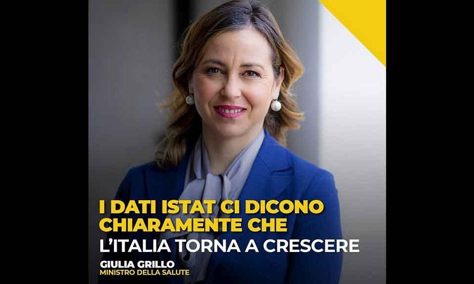 Il-Ministro-Giulia-Grillo