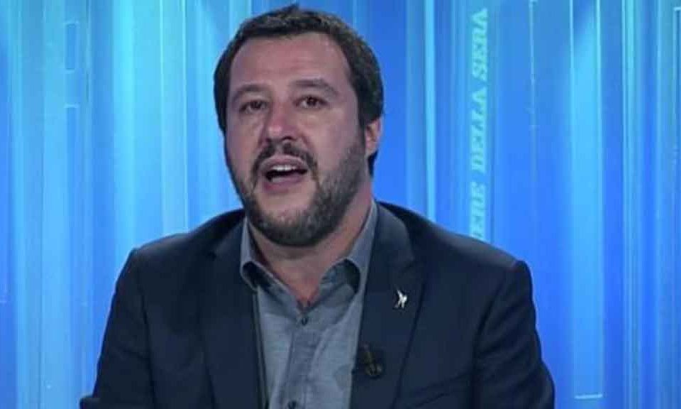 Europee, Lega a valanga e Salvini sfida Bruxelles: