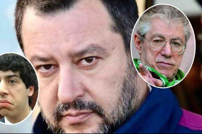 Fondi Lega, la Procura di Milano: 'La querela di Salvini va estesa anche a Bossi e al figlio'