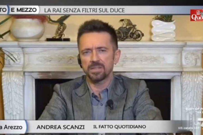 Scanzi su Salvini: 'Decide sgomberi a Roma ma non include stabile abusivamente occupato da Casapound'