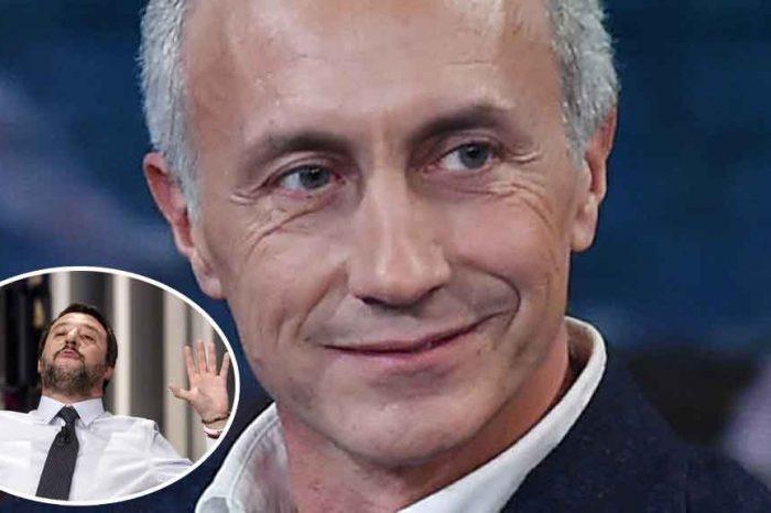 Salvini negli Usa, Travaglio contro Repubblica, Corriere della Sera e La Stampa: 'Quel gran figlio di Putin si trumpizza di punto in bianco?'
