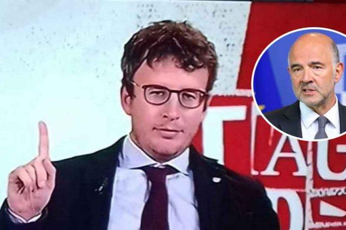 Diego Fusaro: '48 ore per rispondere a lettera UE? Un tempo era di 48 ore l'ultimatum militare'