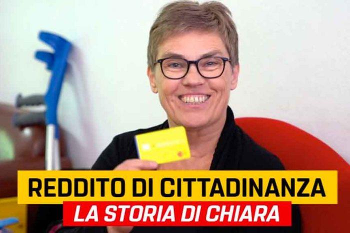 Reddito di Cittadinanza, la storia di Chiara