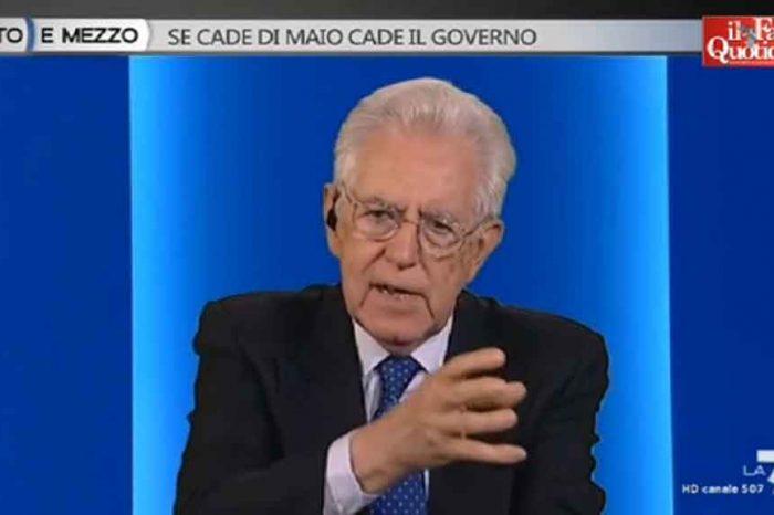 Monti: 'In Italia le classi subalterne non hanno rappresentanza: la flat tax della Lega è per loro uno schiaffo in faccia'