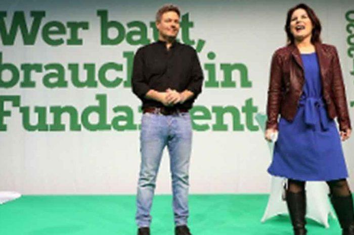 Sondaggio, Verdi primo partito in Germania: superano la Cdu/Csu di Angela Merkel