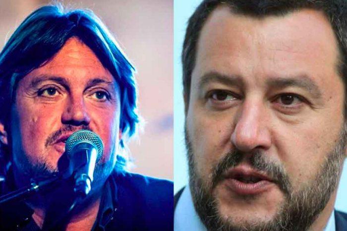 Cristiano De Andrè: 'Salvini fan di mio padre? Si è fermato a 'Il Pescatore' e al 'la la la la la la'