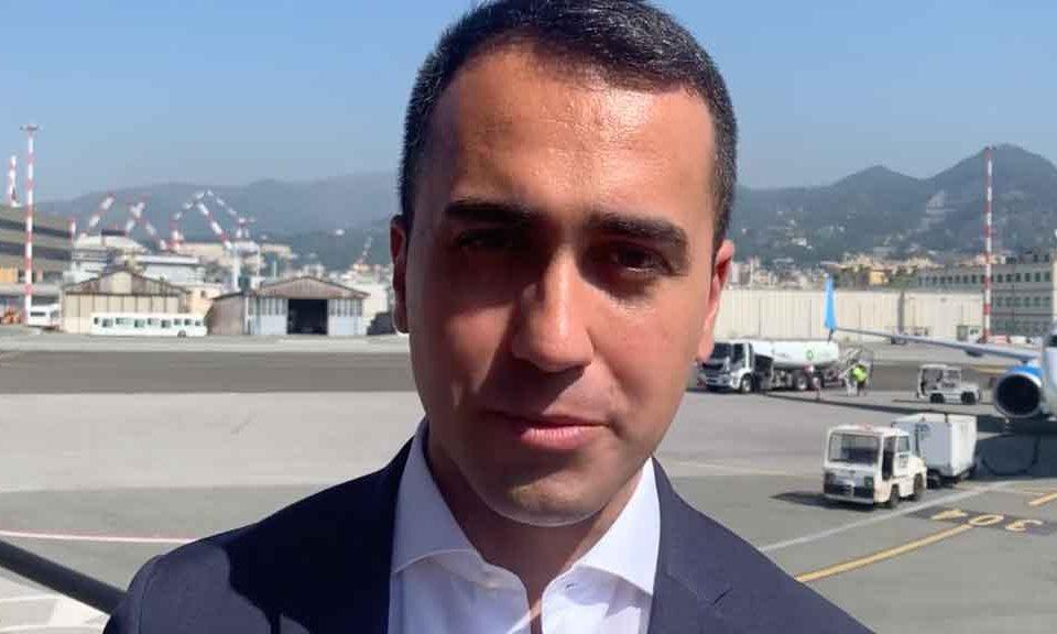 Ponte Morandi: M5S, 'Rai ha oscurato Di Maio, ora spieghi'