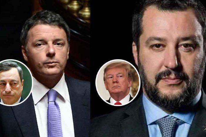 Renzi si rivolge agli imprenditori: 'Draghi vi sta aiutando, Salvini vi sta boicottando'