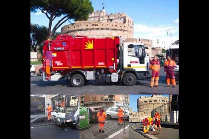 Rifiuti Roma, Raggi: 'La Giunta ha approvato il nuovo contratto di servizio di Ama'