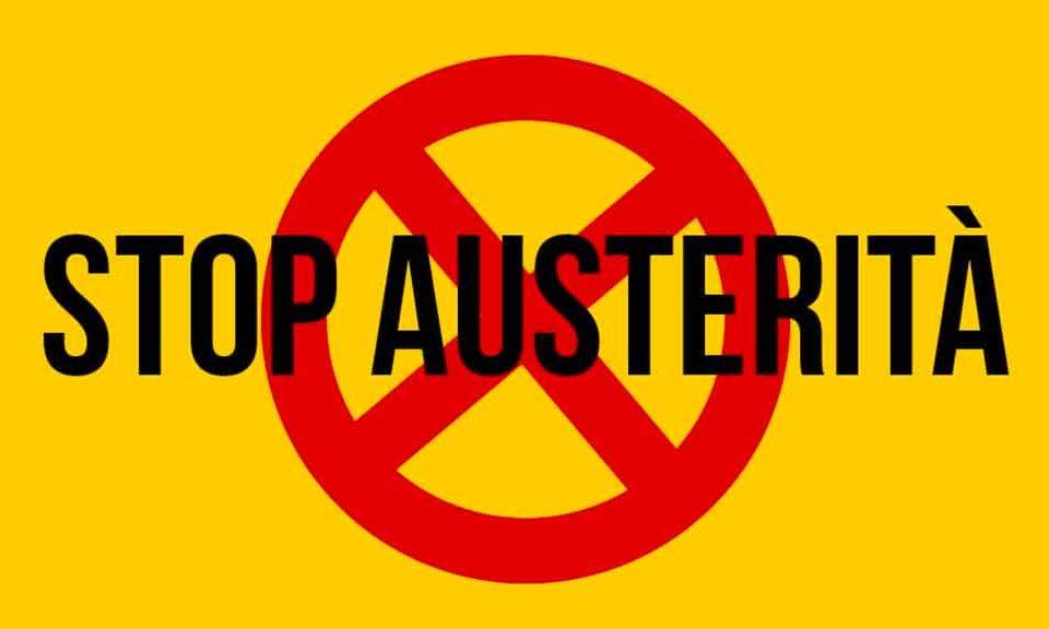 stop-austerità