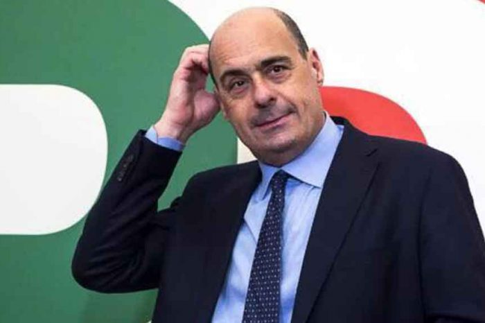 Zingaretti: «Il PD è pronto per andare alle elezioni e proporre un'idea diversa rispetto al Paese dell'odio»