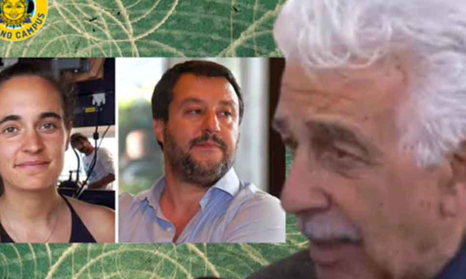 La Capitana alla fine ha querelato Salvini: Istiga all'odio contro di me