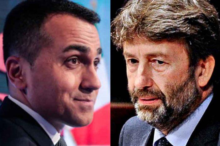 Di Maio: «Franceschini prova ad aprire al M5S, ma noi siamo diversi da chi non prende posizione dopo lo scandalo sugli affidi dei minori di Bibbiano»