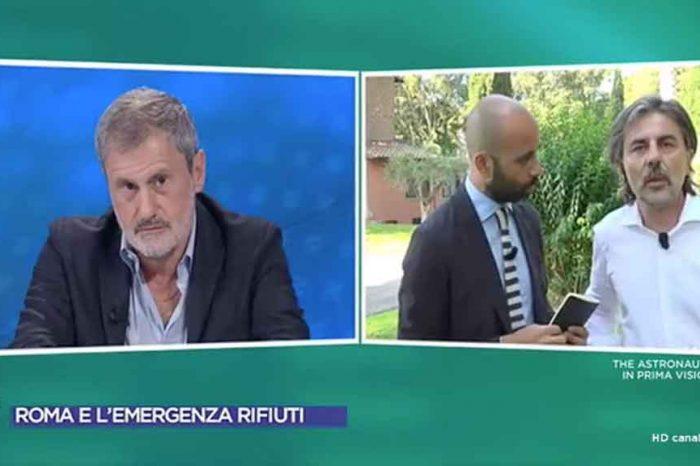 Rifiuti Roma, Alemanno: «Mi duole dirlo ma il M5S ha totalmente ragione. La responsabilità è della Regione