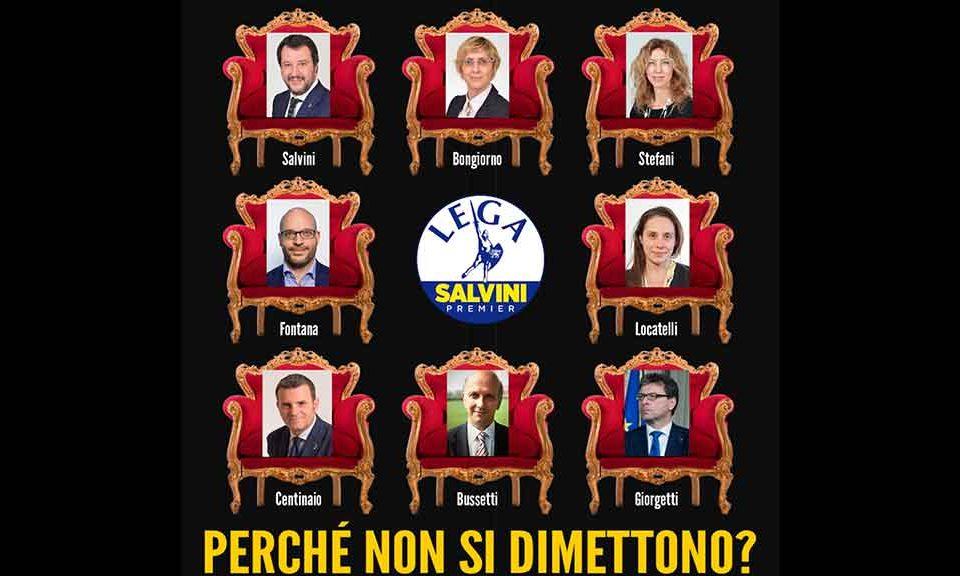 I nuovi leader in tempo di crisi: sale Conte, scende Salvini