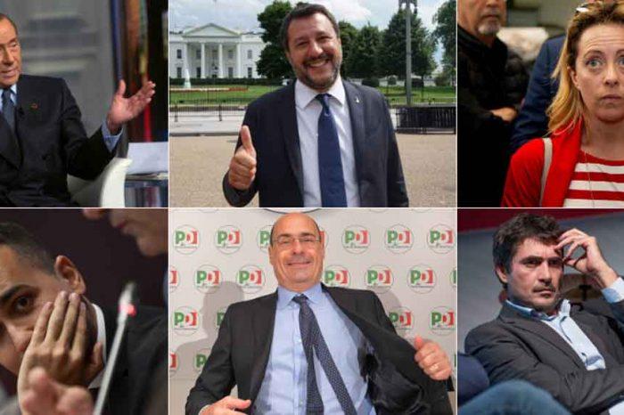 Sondaggio Eumetra MR: Fratelli d'Italia aggancia il M5S