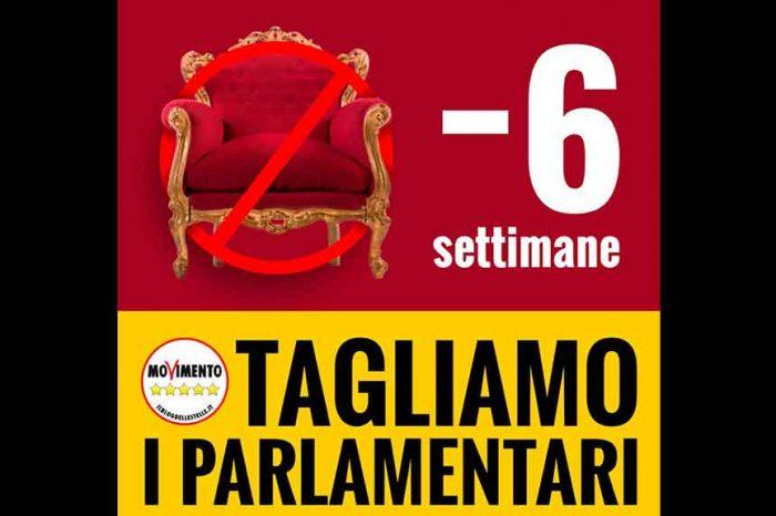 Taglio dei parlamentari, Di Maio: 'La proposta è stata calendarizzata per il 9 settembre'