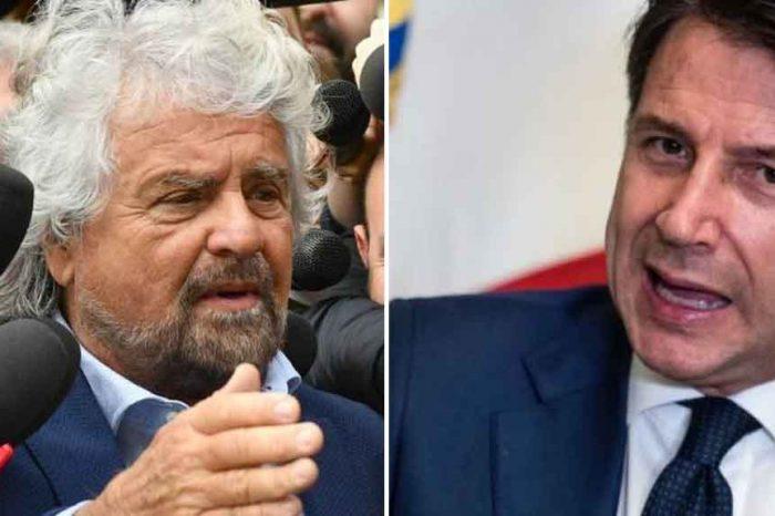 Beppe Grillo a Conte: «Benvenuto tra gli Elevati»