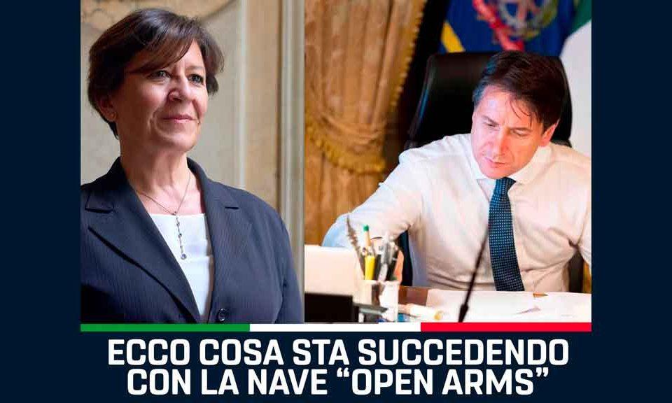 L'inchiesta della procura di Agrigento sul caso Open Arms