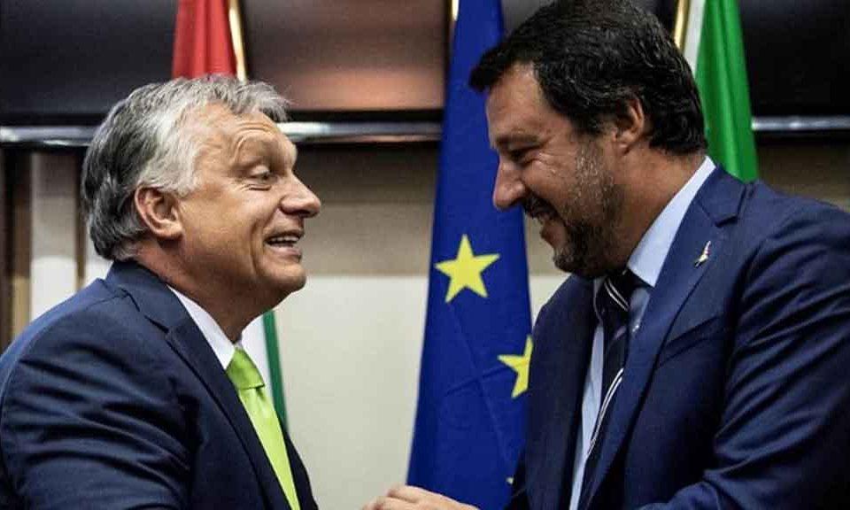 Matteo Salvini, arriva la lettera di stima del premier dell'Ungheria Orban