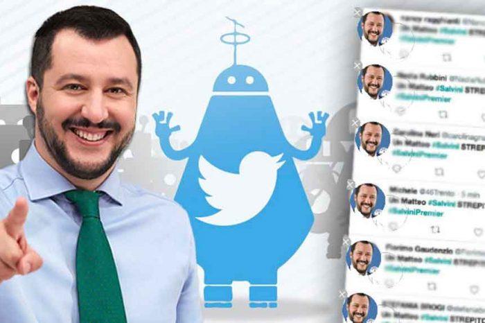 M5S: «Da Salvini teatrino di tweet molto divertente, se non fosse che nel mezzo ci sono gli italiani, vittime di una crisi di governo inspiegabile»
