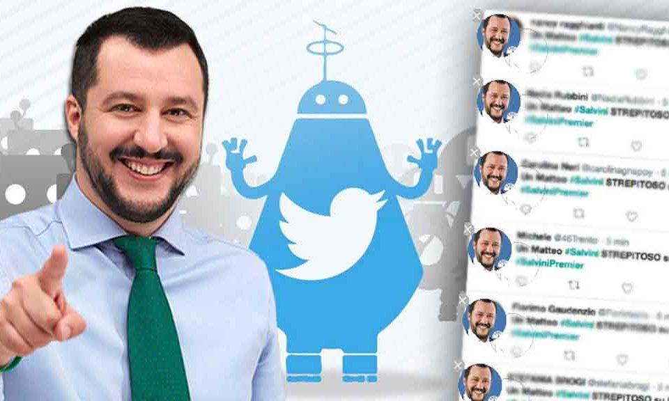 Salvini, i 5 Stelle godono sul blog: