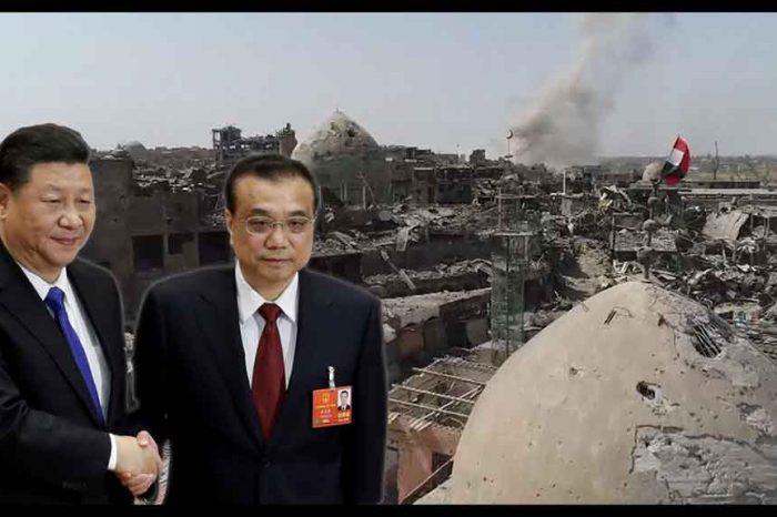 Iraq, accordo Li-Mahdi: la Cina parteciperà attivamente alla ricostruzione della nazione irachena