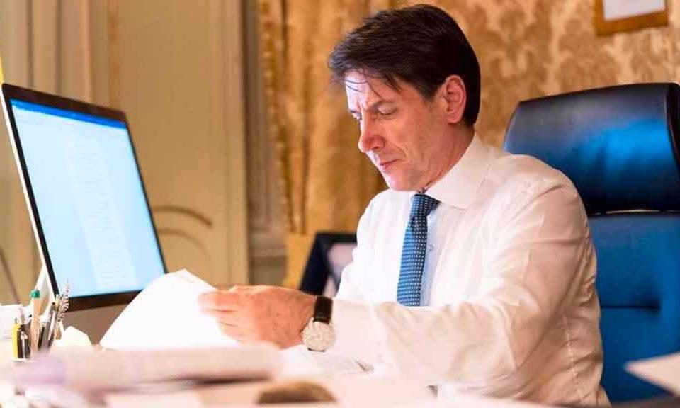 Conte: nostro obiettivo ridurre debito ma serve un patto con l'Ue