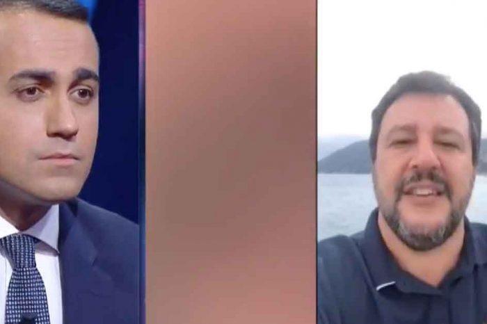 Di Maio: «Se Matteo Salvini non si beveva un mojito in più era ancora ministro dell'Interno»
