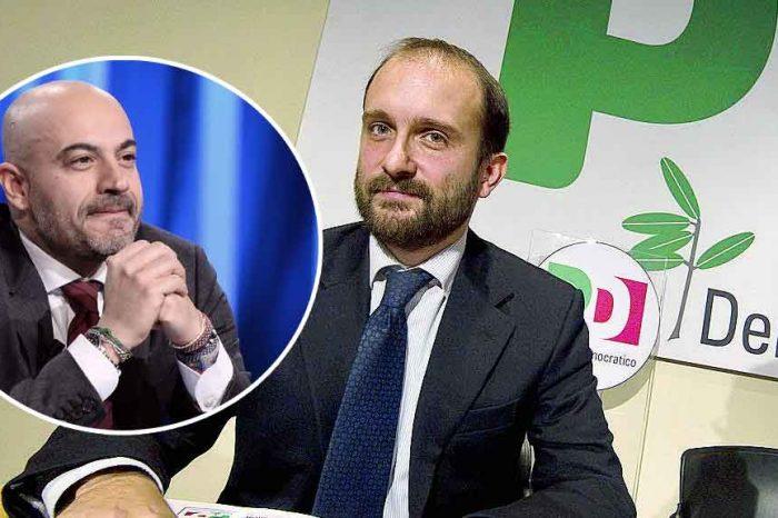 Orfini (Pd): 'Riduzione parlamentari e poi ius soli'. La replica di Paragone: 'E che c'entra?'