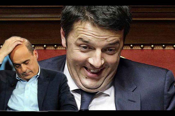 Scissione PD, Renzi porta via al suo ex partito oltre 3 milioni di euro