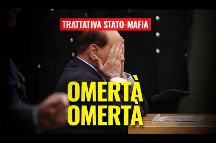 Trattativa Stato-Mafia, il M5S attacca Berlusconi: 'La verità verrà a galla'