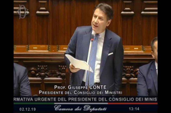 """Mes, Conte: """"Salvini e Meloni non si son fatti scrupoli nel diffondere notizie allarmistiche e false"""""""