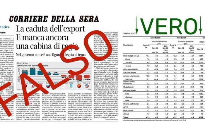 """Di Stefano (M5S) contro Federico Fubini: """"Le falsità del Corriere della Sera danneggiano il Paese"""""""